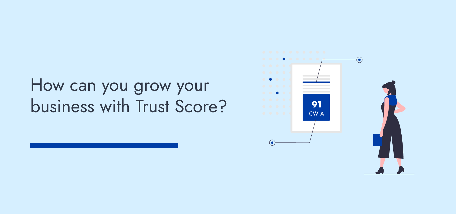 How can you grow your business with Trust Score?