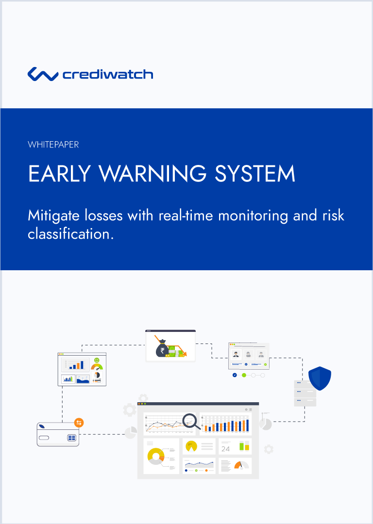 Early Warning Systems: Mitigate losses with real-time monitoring and risk classification.
